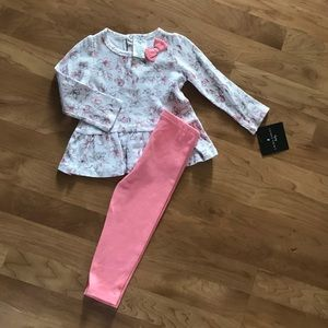 ❌❌(SOLD)toddler girl clothes matching  set(SOLD)
